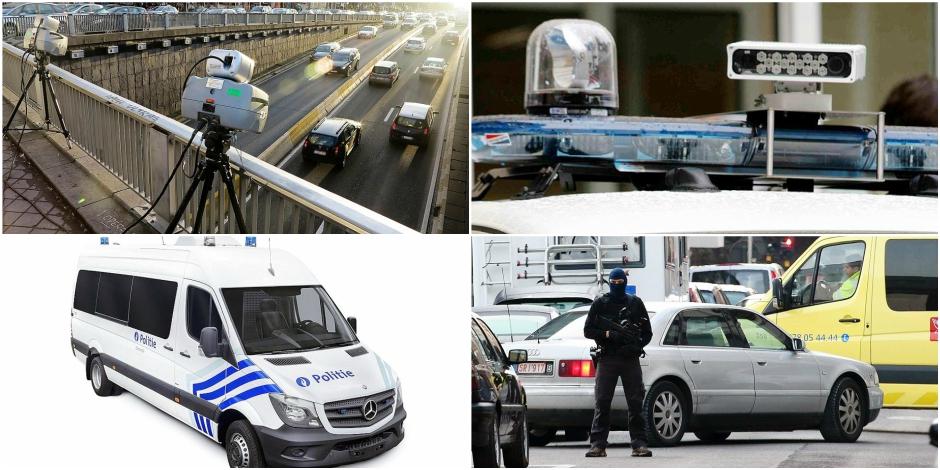 La liste des courses des zones de police pour mieux vous épingler - La DH
