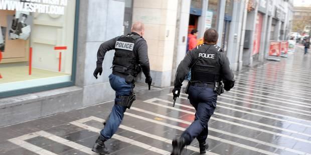 Liège: les policiers manifesteront en front commun dans le centre-ville mercredi - La DH