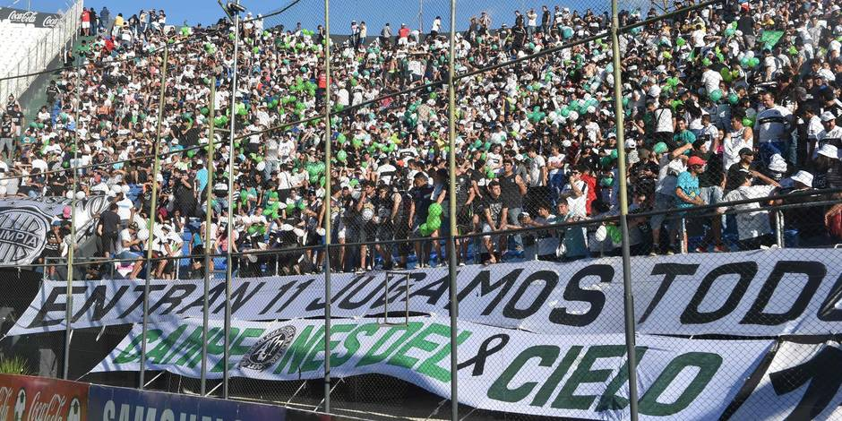 Chapecoense déclaré vainqueur de la Copa Sudamericana