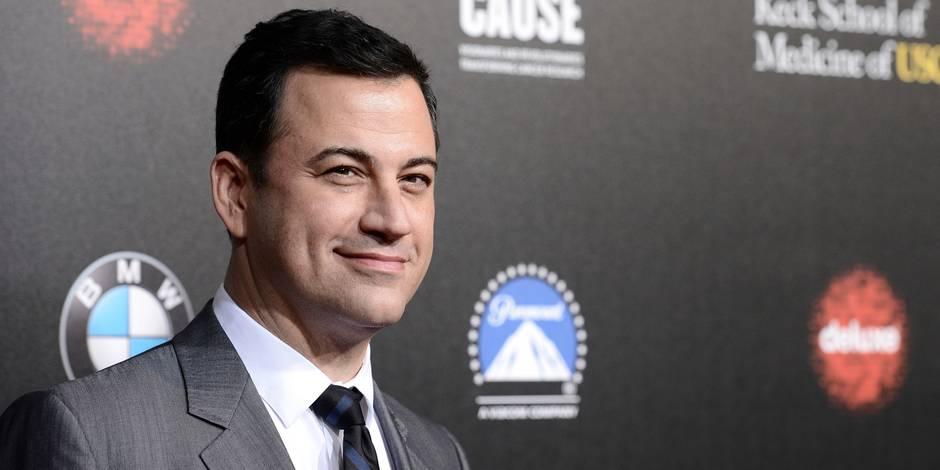 Jimmy Kimmel sera l'hôte des prochains Oscars