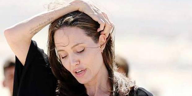 Angelina Jolie ne pèserait plus que 34 kilos! - La DH