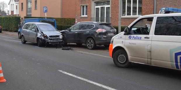 Froyennes : Plusieurs accidents chaussée de Lannoy - La DH