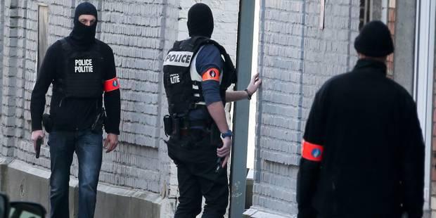 Terrorisme: des perquisitions menées en Flandre et à Bruxelles, 8 personnes auditionnées - La DH