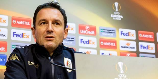 Jankovic peut compter sur Scholz contre l'Ajax, Dossevi ne jouera pas - La DH