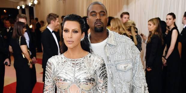 Kim Kardashian envisage le divorce - La DH