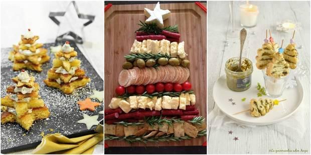 7 idées d'apéro 100% Noël - La DH