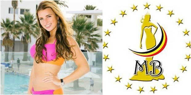 Miss Belgique: Ellen, la miss sauveteuse - La DH