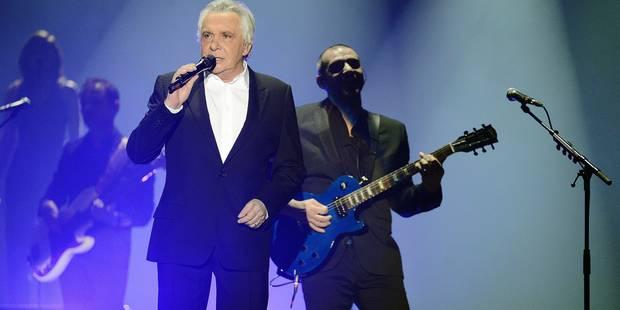 Michel Sardou (70 ans) repart en tournée en 2017 - La DH