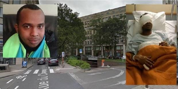 Homme aux yeux arrachés à Ixelles: la détention du suspect prolongée d'un mois (VIDEO) - La DH