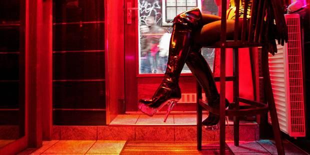 Prostitution: rien ne changera dans le quartier Alhambra - La DH