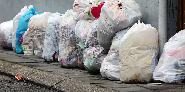 """Soignies: La taxe """"poubelles"""" augmente de 3 € - La DH"""