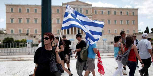 Un policier blessé par des tirs dans le centre d'Athènes - La DH