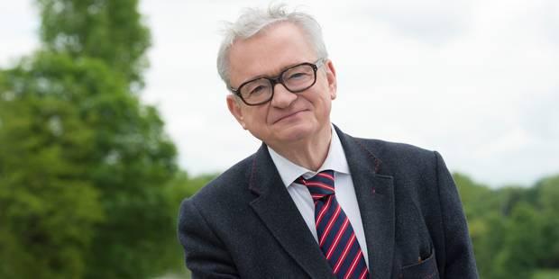 """Jean-Luc Petitrenaud: """"Je suis un provocateur de plaisir"""" - La DH"""