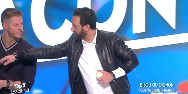 """""""Va te faire foutre"""": Delormeau, furieux contre Hanouna, quitte le plateau de TPMP (VIDEO) - La DH"""
