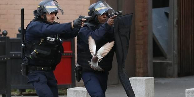 Attentat déjoué en région parisienne: un sixième suspect mis en examen et écroué - La DH