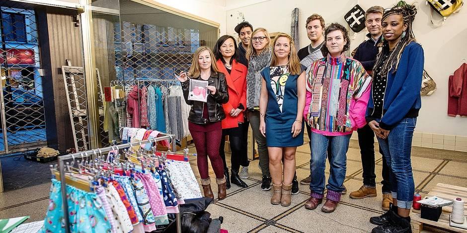 Bruxelles -Rue Haute : 17 créateurs ouvrent un Pop up store Rue Haute 298-300