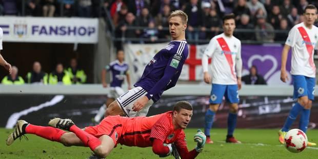 Le Topper accouche d'un match nul, 0-0 entre Anderlecht et Bruges - La DH