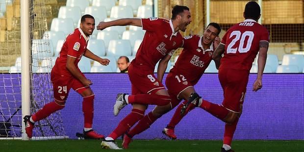 Liga: Iborra voit triple à Vigo et Séville reste 3e - La DH
