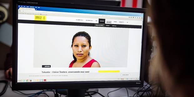 Soignies se mobilise pour Amnesty International et Teodora Carmen Vasquez - La DH