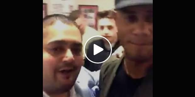 """Chambré, Kompany """"casse"""" un fan de Manchester United ! (VIDEO) - La DH"""