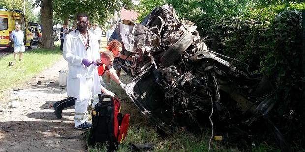 Le nombre de tués sur les routes du Hainaut est en forte baisse - La DH