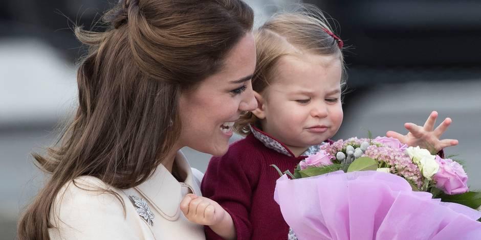 La princesse Charlotte, demoiselle d'honneur au mariage de sa tante Pippa