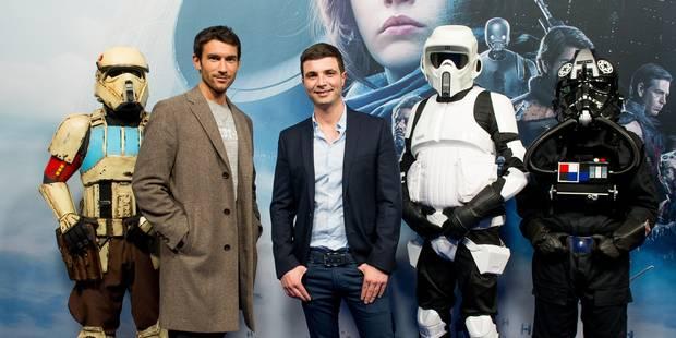 La guerre des... Stars pour l'avant première belge du nouveau Star Wars (PHOTOS) - La DH