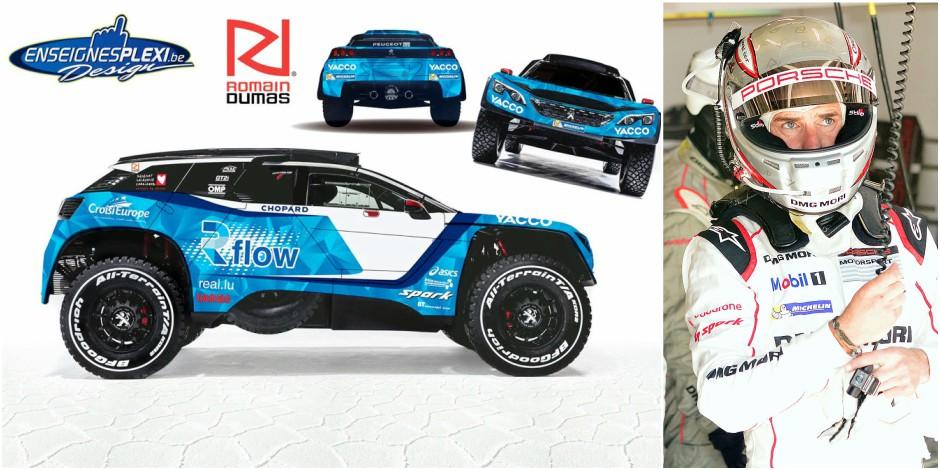 Des 24H du Mans au Dakar: présentation du bolide de Romain Dumas - La DH