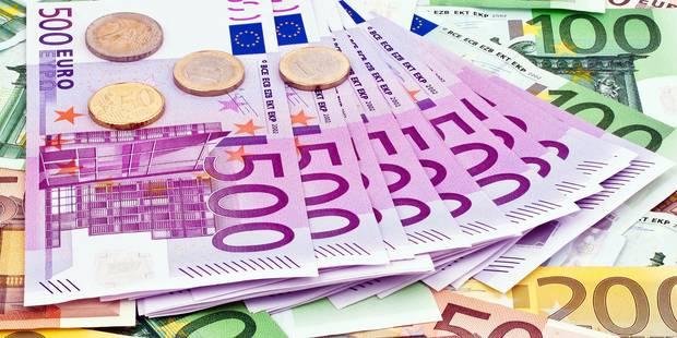 De moins en moins de faux euros - La DH