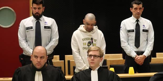 Herseaux: Alexandre Segarra reconnu coupable du meurtre de Daniel Tytgat et de vol - La DH