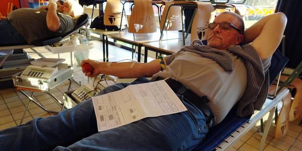 Walcourt: la Croix-Rouge face à la précarité - La DH