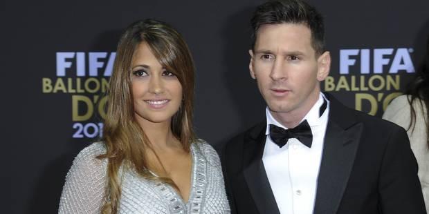 Lionel Messi bientôt marié avec Antonella Roccuzzo - La DH