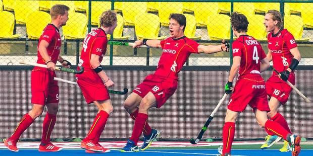 Mondial de Hockey : une première demi-finale historique pour des Belges miraculés - La DH