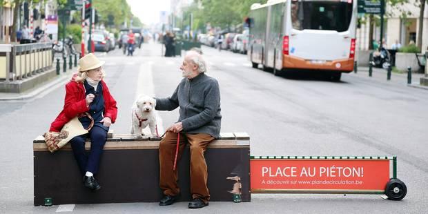 Bruxelles: les futurs aménagements du piétonnier décortiqués - La DH