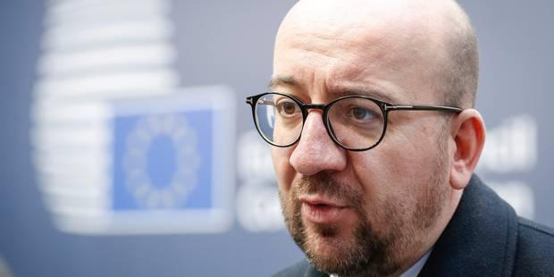 """Visa à une famille syrienne: Charles Michel """"convaincu"""" que les autres pays européens soutiendront la position belge - L..."""