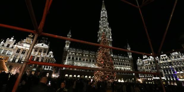 La Grand-Place de Bruxelles sera éteinte jeudi en solidarité avec Alep - La DH