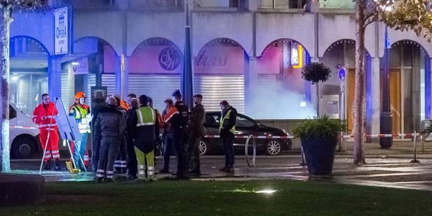 Exclusif : l'incendiaire du parking Opéra arrêté! - La DH
