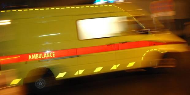 Grave accident ce jeudi soir sur l'A8 entre Bierges et Petit-Enghien: deux personnes sont décédées - La DH