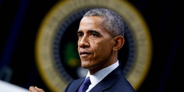 """Obama: """"Les Etats-Unis vont riposter au piratage russe de la présidentielle"""" - La DH"""