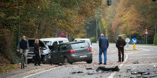 Un accident sur sept est provoqué par l'alcool en Brabant wallon - La DH