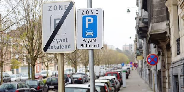 Bruxelles: Voici tout ce qui change au niveau du stationnement en 2017 - La DH