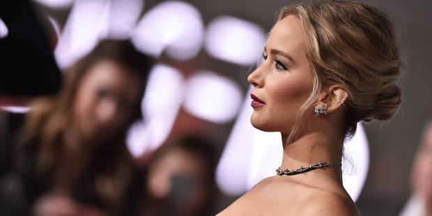 Jennifer Lawrence : son retour sur tapis rouge... en Dior bien sûr ! - La DH