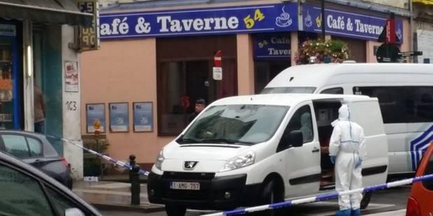 Le meurtrier de la rue de Laeken coincé en Serbie! - La DH