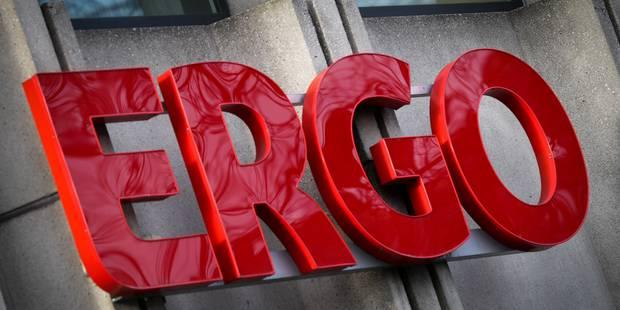 Licenciement collectif annoncé chez Ergo: 200 postes sur 350 supprimés - La DH