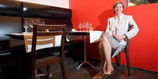 Sophie Dutordoir nouvelle CEO de la SNCB - La DH
