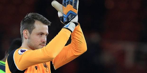 Simon Mignolet sera également entre les perches des Reds lundi à Everton - La DH