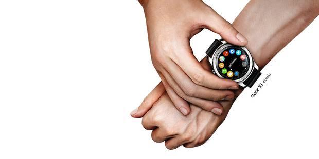 Nouveauté high tech: la DH a testé la montre Gear S3 - La DH
