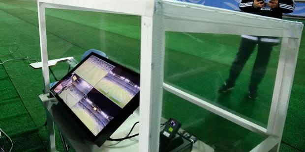 Le président de la FIFA, Gianni Infantino, pour la vidéo malgré les premiers couacs - La DH
