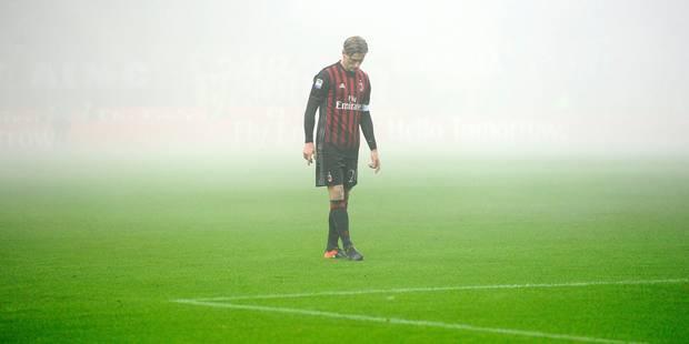 Serie A: L'AC Milan piétine, la Juventus prend le large - La DH