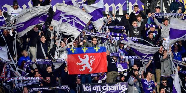 Anderlecht a perdu 3.000 supporters en 5 ans - La DH